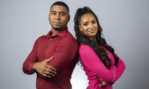 Chantel Everett and Pedro Jimeno – one of the couples in 90 Day Fiancé.