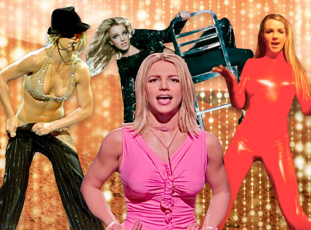 Britney Spears, 20th Anniversary of Oops I Did It Again Album