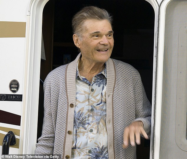 RIP:Comic talent Fred Willard has passed away at 86 from natural causes