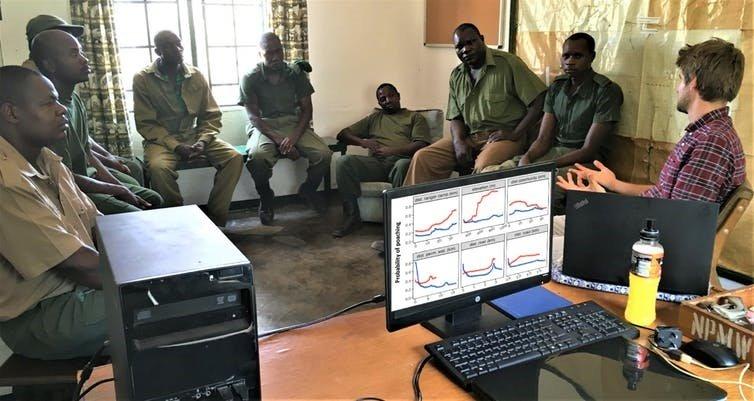 rangers, elephant poaching