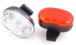 Bikers safety lights