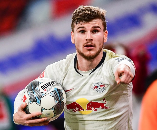 Timo Werner has now completed his £53 million move to Chelsea