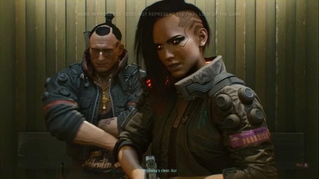 Cyberpunk 2077 screenshot