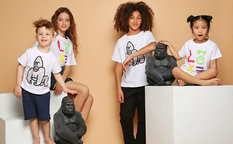 New streetwear brand launches to save Gorillas