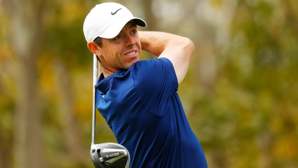 Rory McIlroy Tops Betting to Win US Masters After Return to Action