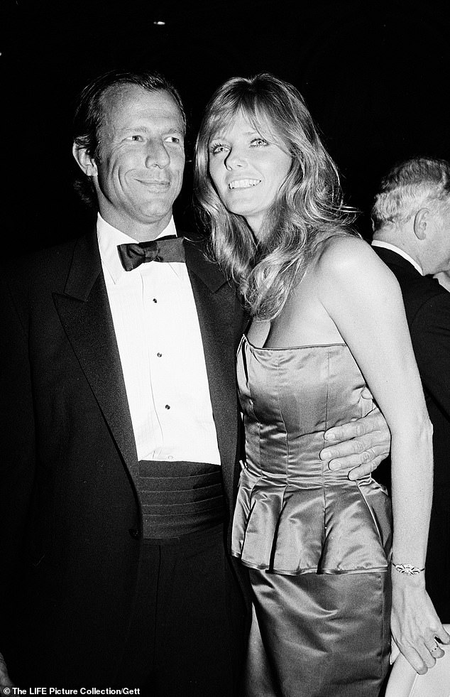 Throwback:He married actress P.J. Soles on November 25, 1978 when he was 24 and she was 28, but the duo divorced in early 1983; P.J. Soles pictured with a friend in 1981