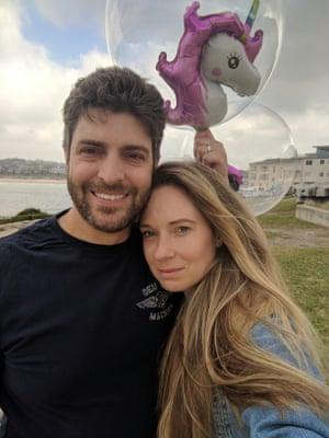 Rachael & Jonny Casella Bondi
