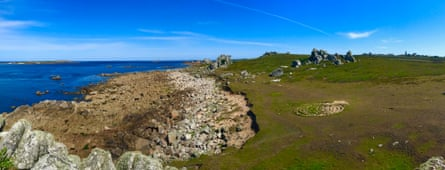 St Agnes, Scilly.