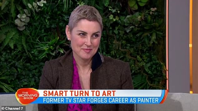 Remember her? Former Home and Away star Dee Smart, 53, discussed her cancer battle during a surprise appearance on Channel Seven's This Morning on Friday