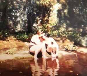 Janet Robertson and Jo Croft