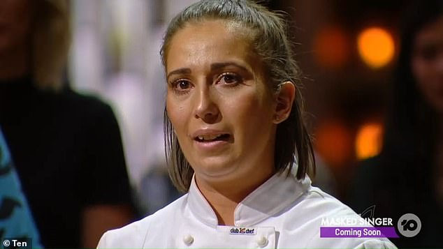 'I just think it's really horrible': MasterChef runner-up Laura Sharrad said it was 'really horrible' receiving nasty backlash on social media from other women