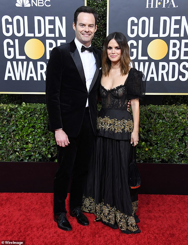 Split: Rachel Bilson and Bill Hader split, after less than a year together, multiple sources told People on Friday that they parted amicably
