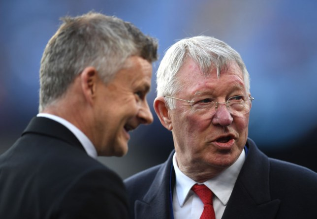 Sir Alex Ferguson enjoying Man Utd's resurgence under Ole Gunnar Solskjaer and excited by emergence of two youngsters
