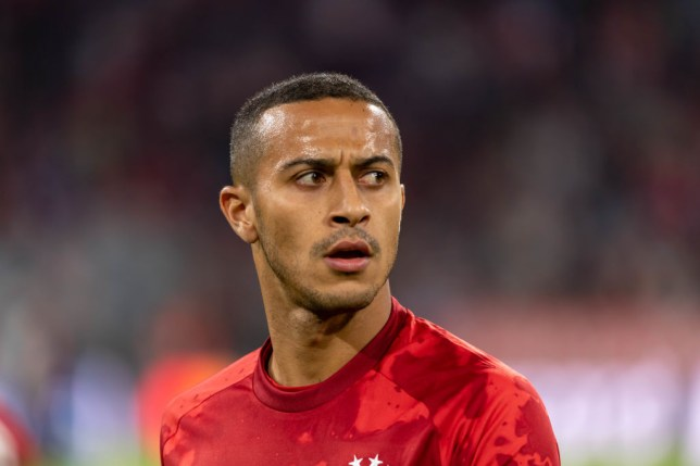 Thiago is reportedly confident he will join Liverpool this summer