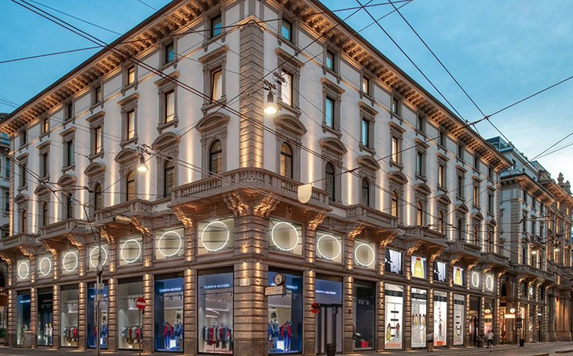 VF Corp to open first multi-brand store in Milan
