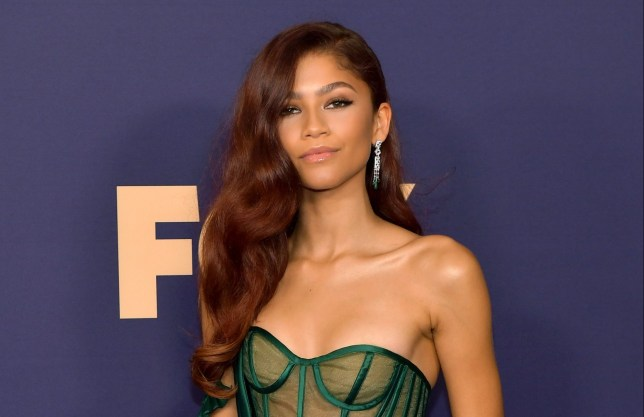 Zendaya attends the 71st Emmy Awards at Microsoft Theater on September 22, 2019 in Los Angeles, California