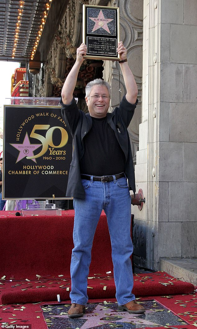 Attached:Menken may very well be adding to his EGOT trophy case, signing on to create new music with Lin-Manuel Miranda for Disney's live-action adaptation of The Little Mermaid