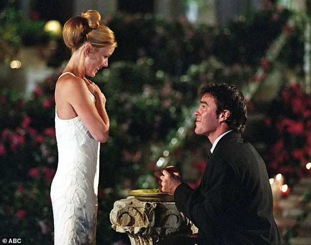Throwback to 2003: They're the original stars of The Bachelorette, having met and fallen in love on the show's inaugural season