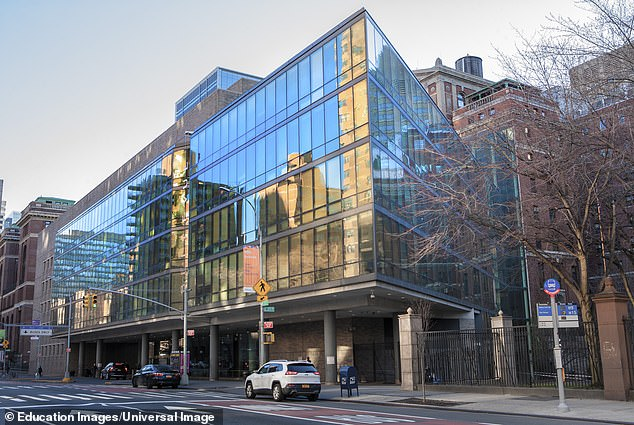Located at the same intersection as NYU Langone, the public Bellevue Hospital Center's coronavirus death rate is twice as high as its neighbor's