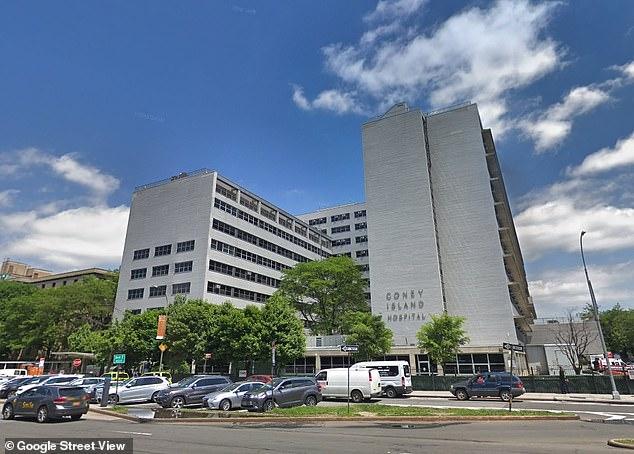 Coney Island Hospital in Brooklyn has one of NYC's worst coronavirus death rates, at 41%