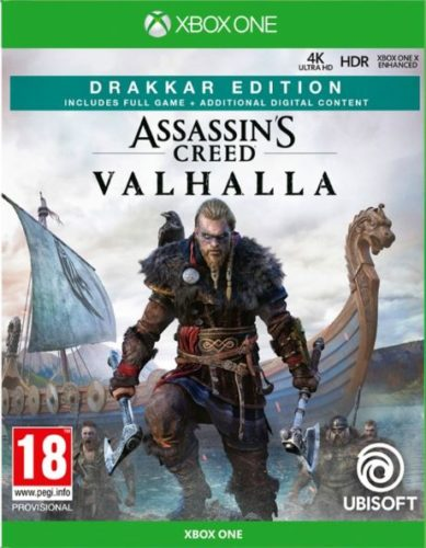 AC VALHALLA DRAKKAR EDITION 1