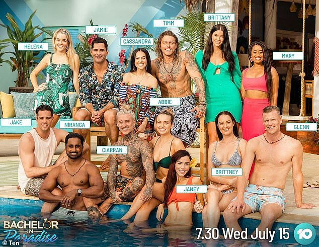 Stay tuned:Bachelor In Paradise Australia continues Thursday from 7:30pm on Channel 10