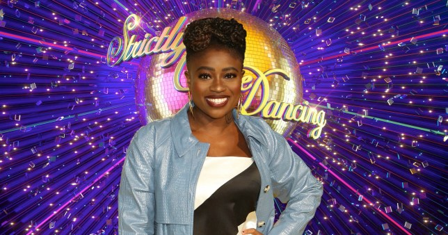 Clara Amfo Strictly Come Dancing 2020