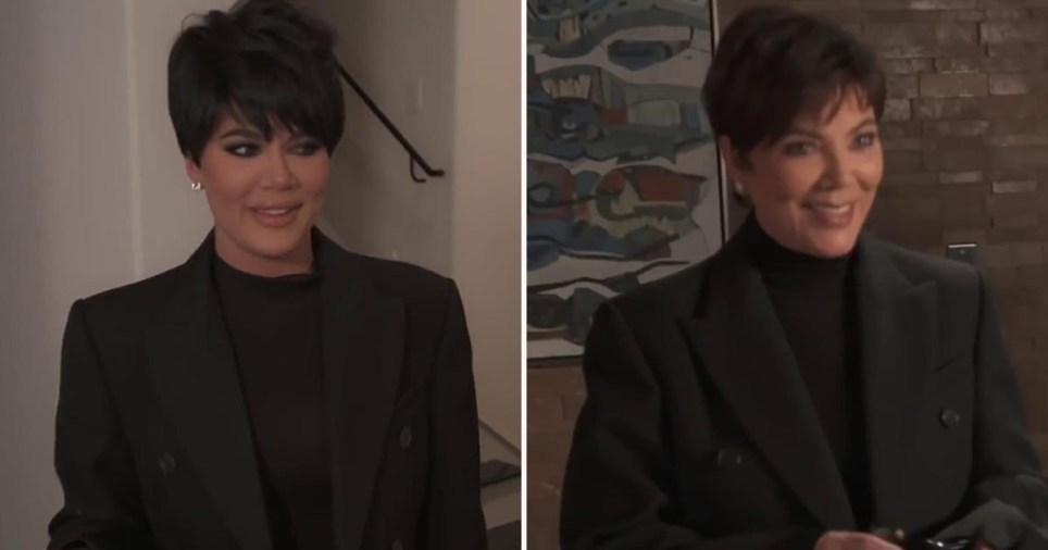 Khloe Kardashian Goes Undercover as Kris Jenner...Again!