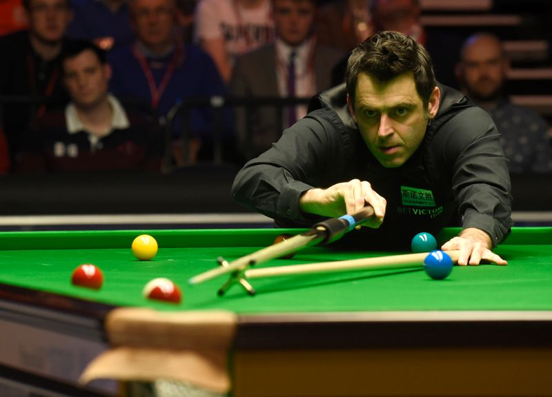 © Reuters. BetVictor Welsh Open Final