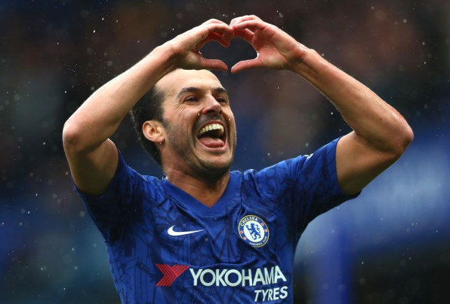 Pedro sends classy farewell message to Chelsea fans after leaving the club