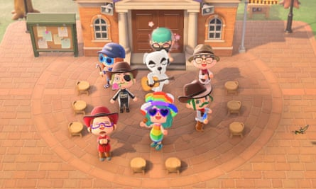 Animal Crossing has been used for everything from weddings to virtual dates as it gained popularity amid Covid-19 lockdowns.