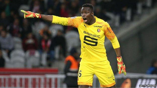 Mendy has made 34 appearances for Rennes since joining the club from Reims in August 2019