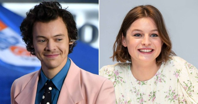 Florence Pugh reacts to Harry Styles casting Rex