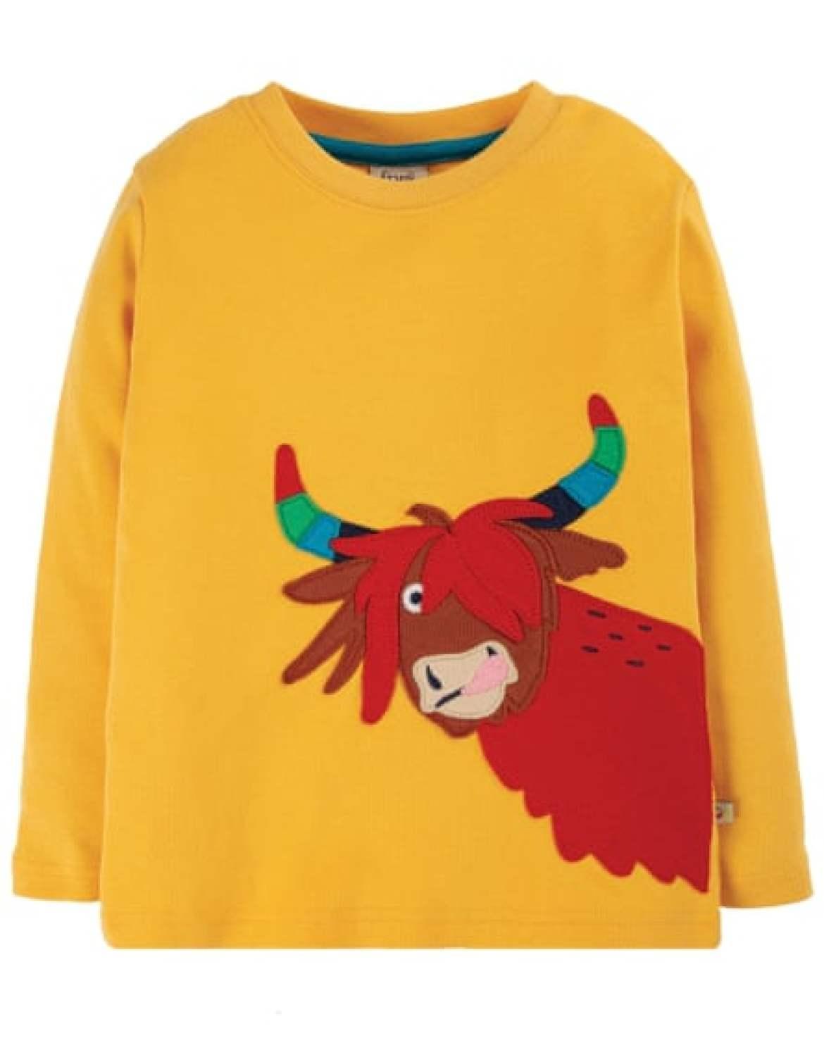 Kids' sweatshirt by Frugi
