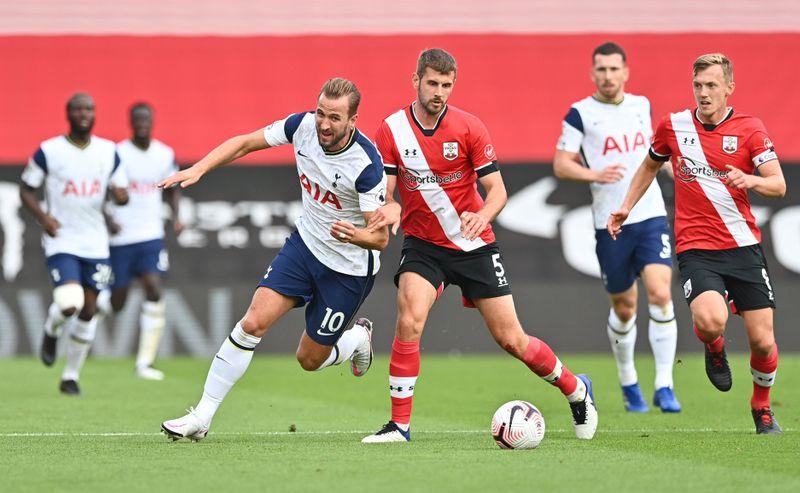 © Reuters. Premier League - Southampton v Tottenham Hotspur