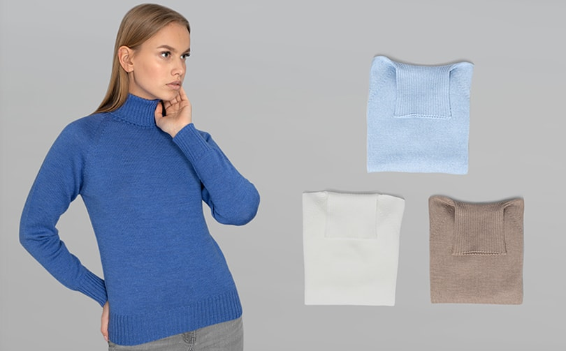 Knitwear from Belarus: Bonadi and Oval
