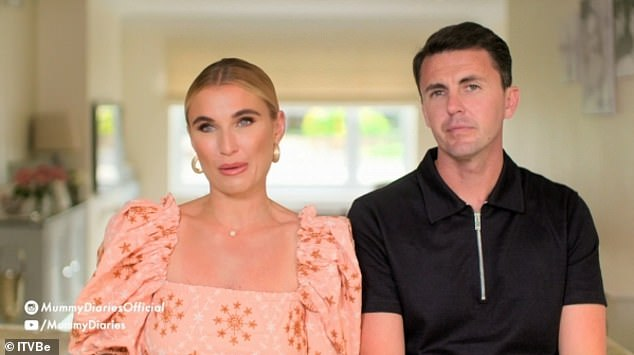'Gutted': Billie Faiers and Greg Shepherd are left gutted on Thursday's episode of The Mummy Diaries after their planning permission is denied by Brentwood Borough Council
