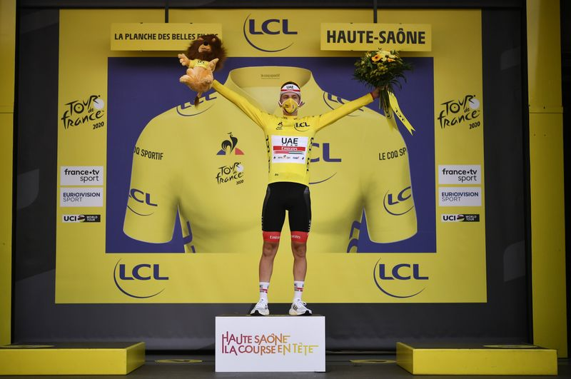 © Reuters. Tour de France
