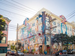 The Women's Building in the Mission District of San Francisco.