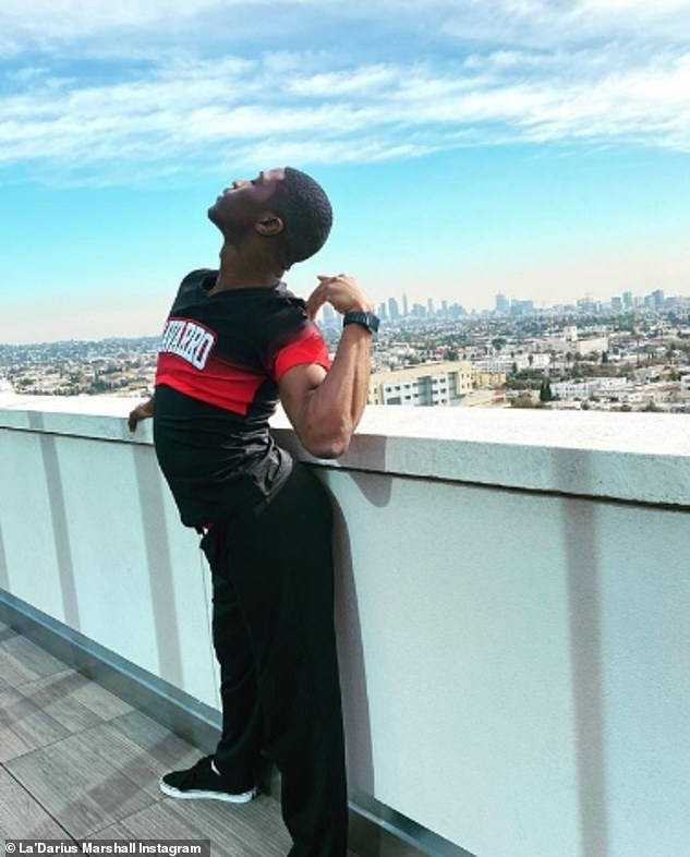 Rising above:La'Darius was one of the breakout stars of the Netflix docu-series Cheer. He was quite candid on the show about his struggles as a child, including being sexually abused as a child