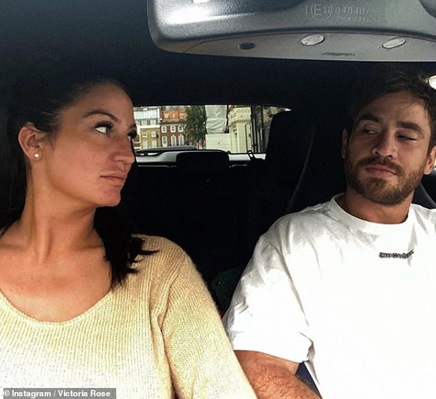 Married? Earlier this week Danny and Victoria sparked rumours that they may already have tied the knot following a whirlwind engagement