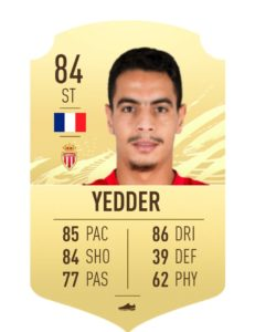Yedder fifa 21