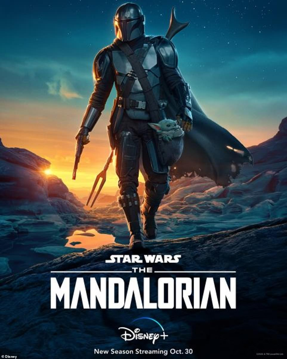 The set-up:The Mandalorian is set five years after the events of Return of the Jedi and 25 years prior to The Force Awakens. Here is the poster for season two