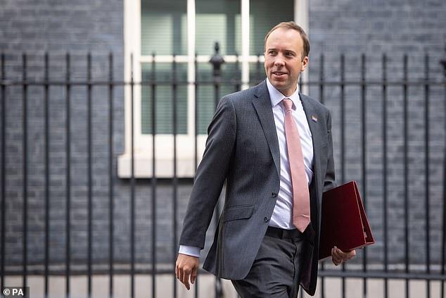 Health Secretary Matt Hancock today announced the Government is investing £500million in mass rapid testing for the coronavirus