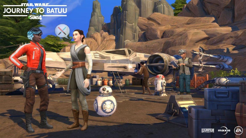 Star Wars Journey to Batuu
