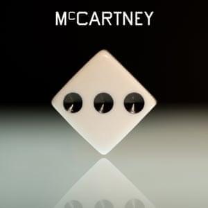 The album cover for McCartney III.