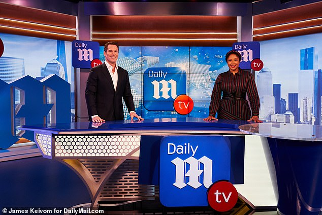 Acclaimed: For DailyMailTV show times check your local listings