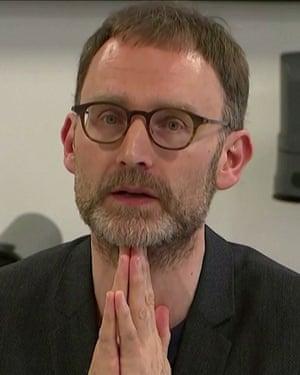Neil Ferguson of Imperial College London