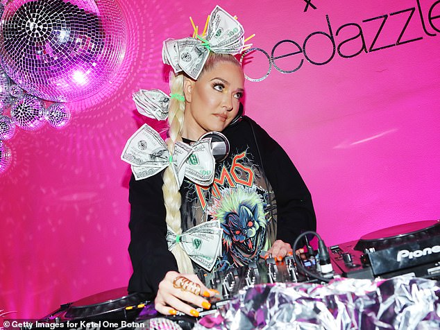 Pay up:Erika Jayne is asking ex Tom Girardi for spousal support in addition to money for her legal fees. She's seen at Coachella 2019 above