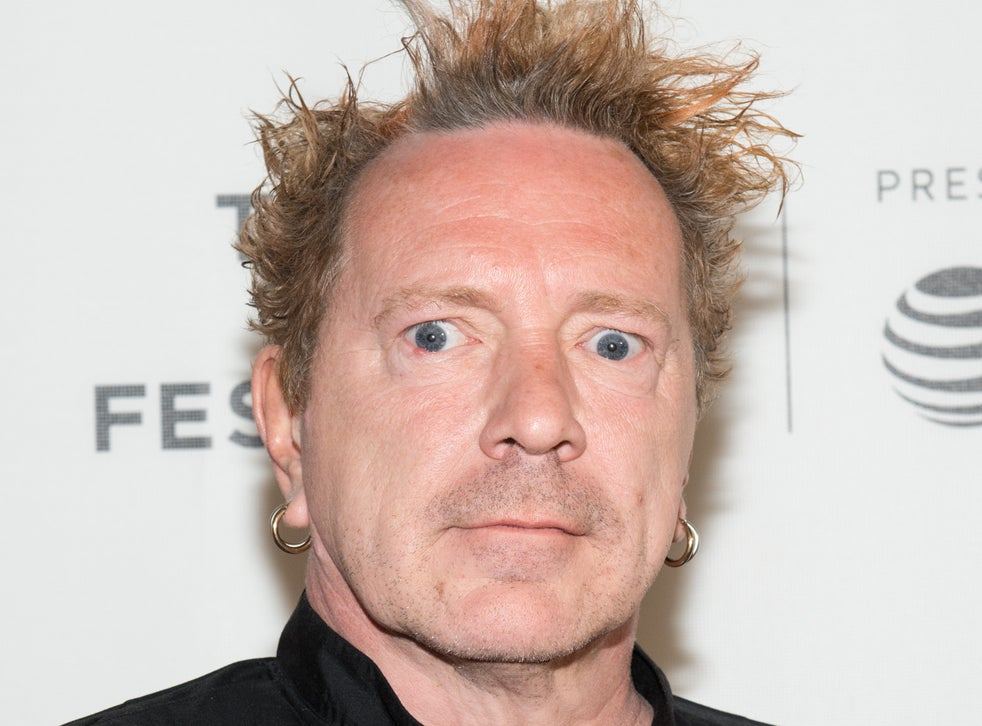 <p>Lydon said he voted for Trump because he 'wasn't a politician'</p>
